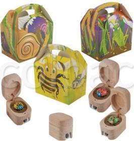 Pachete petreceri copii –'Bugs 'n' Slugs' kit 03PACK54 COLPAC#1