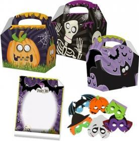 Pachete petreceri copii –'Spooky Time' kit 03PACK65 COLPAC#1