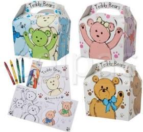 Pachete petreceri copii –'Teddy Bears' kit 03PACK51 COLPAC#1
