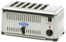 Toaster incarcare verticala MT-6 MAXIMA#1
