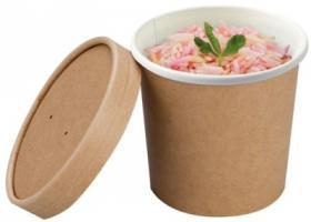 Bol supa -Compostable Souper Cup -350ml 04S12SCC COLPAC#1