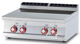 Masina gatit cu plita vitroceramica, top, electrica, linia 700, PCCT-74ET, LOTUS#1
