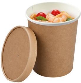 Bol supa -Compostable Souper Cup -900ml 04S32SCC COLPAC#1