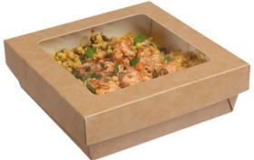 Capac tava servire -Medium Microwaveable Tray – Lid 01MWVLDM COLPAC#1