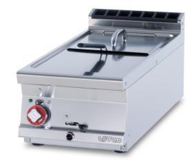 Friteuza simpla 13 litri, electrica, top, linia 900, F13T-94ET, LOTUS#1