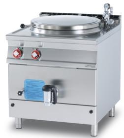 Marmita, 135 litri, incalzire indirecta, electrica, linia 900, PI150-98ET, LOTUS#1