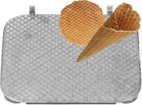 Placa de gatit waffe pentru cornet de inghetata, 32-40710, NEUMARKER#1