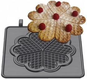 Placa de gatit waffe tip Inima mare, 32-40720, NEUMARKER#1