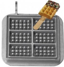 Placa de gatit waffe pe bat, 32-40743, NEUMARKER#1