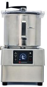 Cutter 8 litri cu emulsificator KE-8V SAMMIC#1