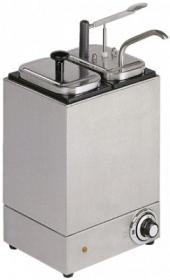 Dispenser sos 1 pompa+1 vascheta cu capac,incalzit, 05-51531, NEUMARKER#1
