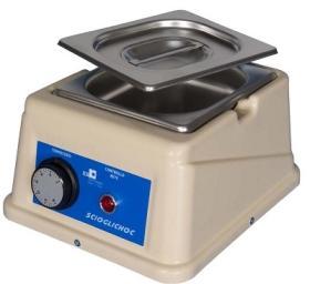 Aparat de topit si pastrat ciocolata la cald, simplu, 1,5 litri, 09.SC1.5L, ICB Tecnologie#1