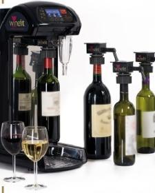 Dozator sticle vin, cu argon, WINEFIT#2