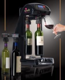 Dozator sticle vin, cu argon, WINEFIT#3