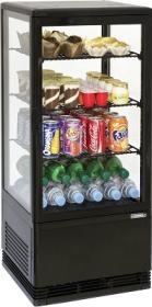 Vitrina refrigerata, 78 litri, CVR78LN, CASSELIN#1