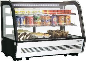 Vitrina refrigerata, 160 litri, CVR160L, CASSELIN#1