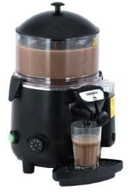 Dispenser ciocolata calda, 5 litri, CCH5LN, CASSELIN#1
