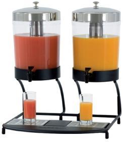 Dispenser suc 16 litri, 2 cuve, CDJ82, CASSELIN#1