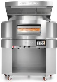Cuptor rotativ vatra 10 pizza, electric, GT140/1D GIOTTO CUPPONE#1