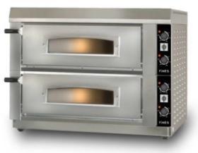 Cuptor vatra 4+4 pizza, electric, ES 660-2 MANUAL, 100-92, FINES#1