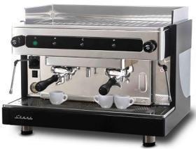 Espressor profesional semiautomatic, 2 grupuri, FORMA AEP/2 MCE#1