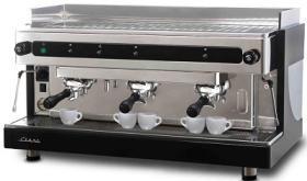 Espressor profesional semiautomatic, 3 grupuri, FORMA AEP/3 MCE#1