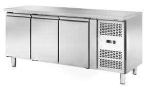 Masa frigorifica refrigerare cu 3 usi, latime 600, MR3100#1