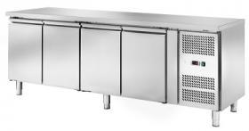 Masa frigorifica refrigerare cu 4 usi, latime 600, MR4104#1