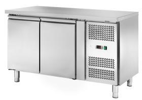Masa frigorifica refrigerare cu 2 usi, latime 700, MR2107#1