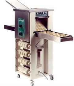 Masina de format biscuiti/fursecuri cu role, KGM 250, KALMEIJER#1