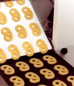 Masina de format biscuiti/fursecuri cu role, KGM 250, KALMEIJER#2