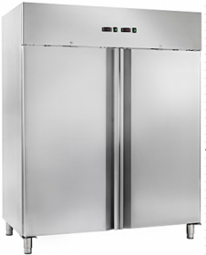 Dulap frigorific refrigerare-congelare 950 litri DFRC1200DTV#1