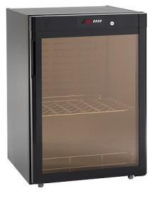 Vitrina frigorifica vin, 1 temperatura, 45 sticle, VFV100W#1