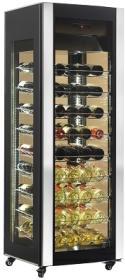 Vitrina frigorifica vin, 1 temperatura, 81 sticle, VFV400WLUX#1