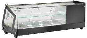 Vitrina refrigerare, tapas, top, 5 GN, VRTT513VTB#1