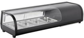 Vitrina refrigerare, sushi, top, 4 GN, VRST413VSB#1