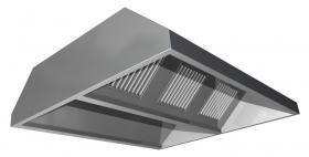 Hota centrala cu motor incorporat 2400x1800x500#1