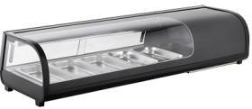 Vitrina refrigerare, sushi, top, 5 GN, VRST513VSB#1