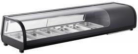 Vitrina refrigerare, sushi, top, 6 GN, VRST613VSB#1