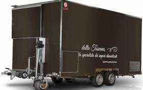 Rulota Fast Food lungime utila 10 m, HEAVY TRAILERS LINE, AUTONEGOZI#3