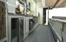 Rulota Fast Food lungime utila 10 m, HEAVY TRAILERS LINE, AUTONEGOZI#4