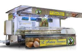 Rulota Fast Food lungime utila 10 m, HEAVY TRAILERS LINE, AUTONEGOZI#6