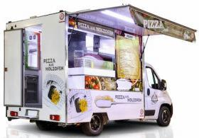 Autorulota Fast Food lungime utila 6 m, TURIN LINE, AUTONEGOZI#1