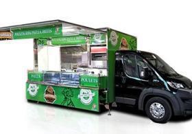 Autorulota Fast Food lungime utila 6 m, TURIN LINE, AUTONEGOZI#6