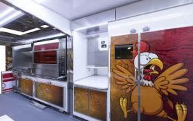 Autorulota Fast Food lungime utila 7.72 m, AMERICA LINE, AUTONEGOZI#4