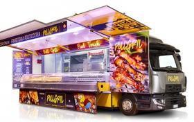 Autorulota Fast Food lungime utila 7.72 m, AMERICA LINE, AUTONEGOZI#6