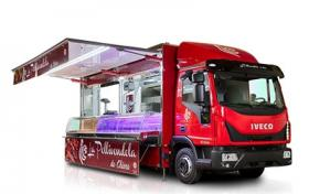 Autorulota Fast Food lungime utila 7.72 m, AMERICA LINE, AUTONEGOZI#7