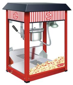 Aparat popcorn de banc, HKN-PCORN2, HURAKAN#1