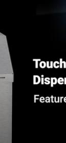 Dispenser sos 1 pompa, touchless, neutru, SE-SS-TDP 100259, SERVER#3