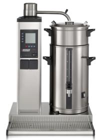 Filtru de cafea profesional, productivitate mare, 40 litri, B40 L/R, BRAVILOR BONAMAT#1